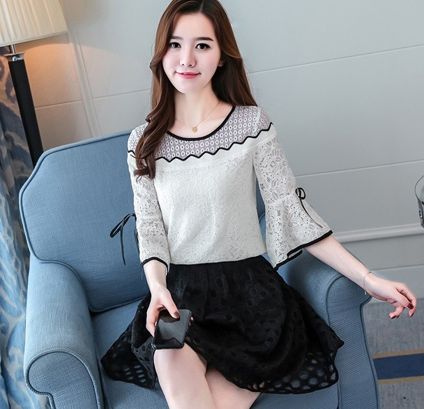GSS7057 Office-Blouse*