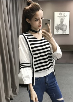 GSS6622 Casual-Blouse .