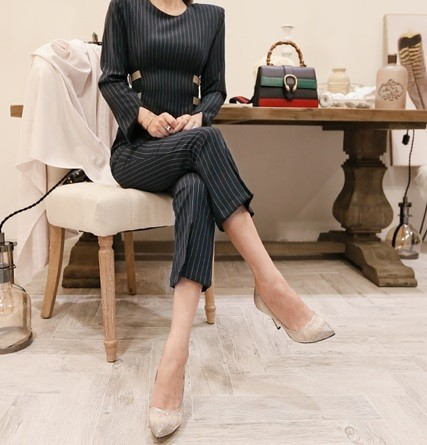 GSS373 Office-Top+Pants *