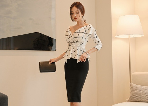 GSS370 Office-Dress*