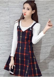 GSS8059 2pcs-Dress *