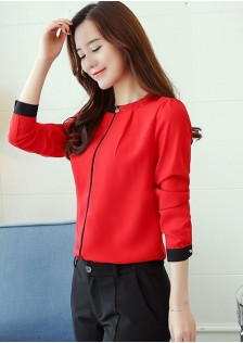 GSS9041 Office-Blouse *