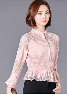 GSS9602 Office-Blouse *