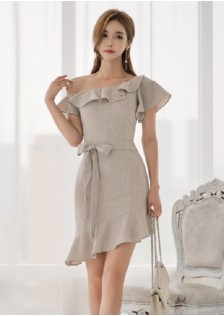 GSS572 Off-Shoulder-Dress *