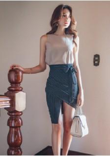GSS537 Top+Skirt*