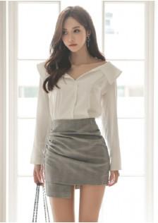 GSS516 Top+Skirt*