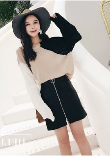 GSS3281 Top+Skirt *