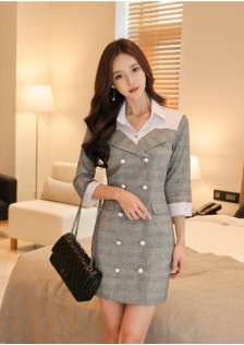 GSS588 Office-Dress gray $25.42 70XXXX6190913-LA2LVA07-B