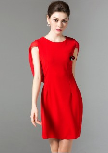 GSS6982 Office-Dress black,red $16.53 30XXXX4323197-SD2LV237-B