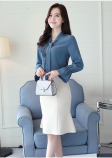 GSS6065 Office-Blouse*