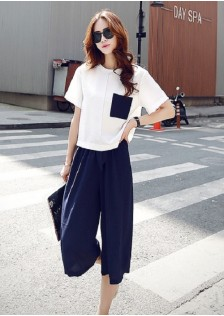 GSS8054 Top+Pants*