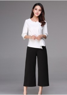 GSS9008 Top+Pants*