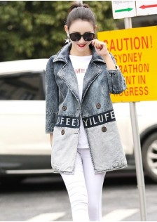 GSS9015 Denim-Jacket*