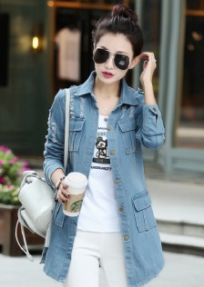 GSS68110 Denim-Jacket*