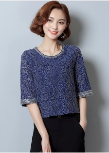 GSS6320 Casual-Blouse *