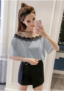 GSS6055 Casual-Blouse *