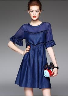 GSS796 Denim-Dress blue $19.96 45XXXX5073338-BA3LV312-B