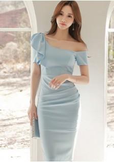 GSS9067 Off-Shoulder-Dress $23.30 60XXXX4501075-NU5LV567-B