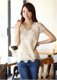GSS520 Casual-Blouse*