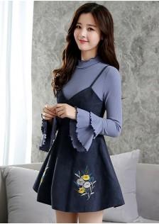 GSS2071 2pcs-Dress *