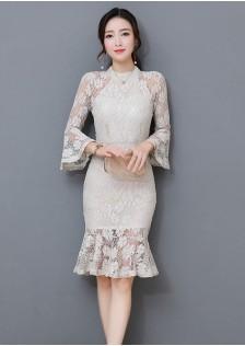 GSS807 Lace-Dress *