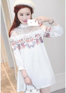 GSS1014 Lace-Dress *