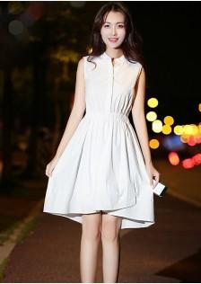 GSS3355 Sleeveless-Dress*