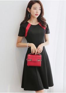 GSS1111X Dress black,red $11.41 20XXXX5070451-BA5LV521