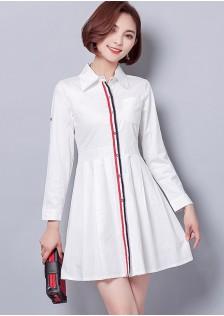 GSS607X Dress white,red,navy $15.85 40XXXX6146798-LA2LVC00-C1