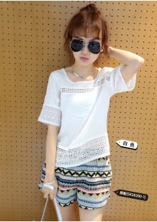 GSS506X Top+Shorts *