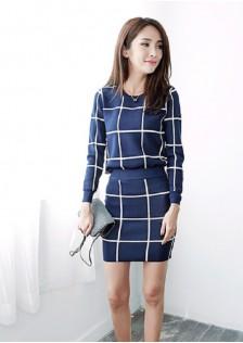 GSS8335X Top+Skirt *