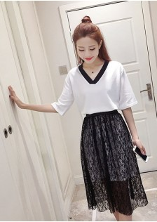 GSS1001X 2pcs-Dress *