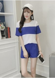 GSS1855X Top+Shorts *