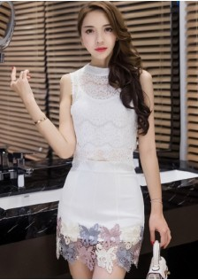 GSS195X Top+Skirt *