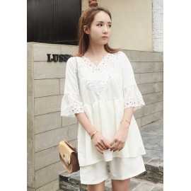 GSS8876X Top+Shorts *
