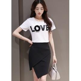 GSS6026X Top+Skirt*