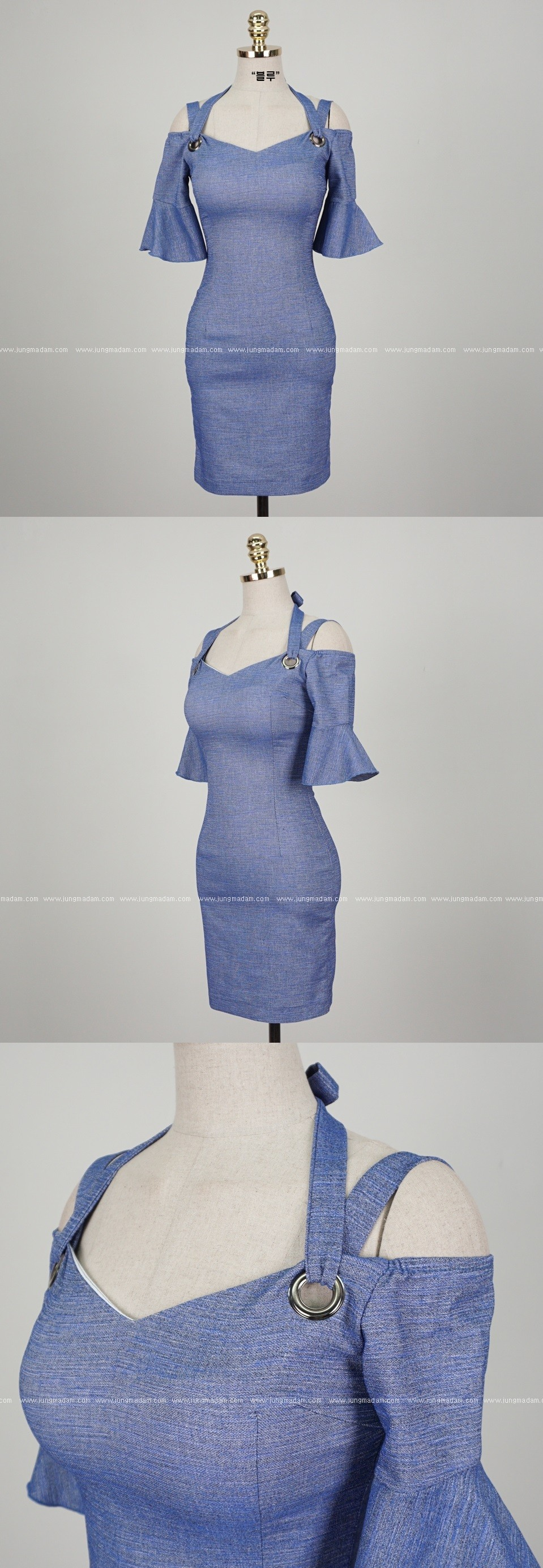 GSS716 Dress blue $21.08 50XXXX4338961-SD1LVCF27-B