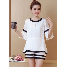 GSS8009X Top+Shorts*