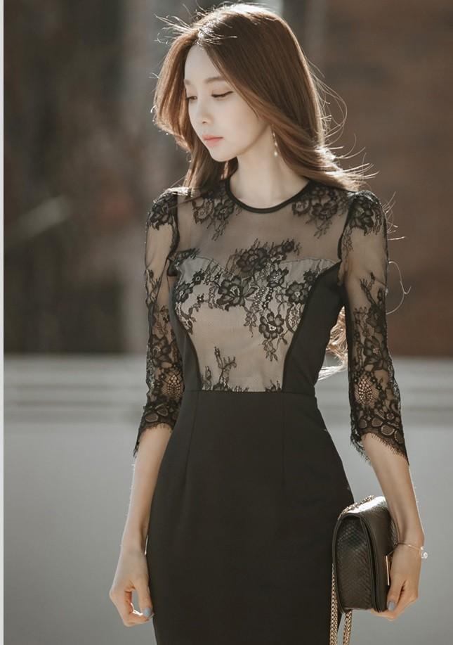 GSS307 Dress black $25.08 68XXXX4331908-LA2LVC17-B