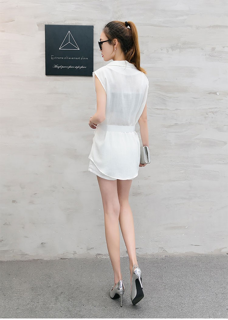 GSS731 Top+Short white,gray $19.96 45XXXX4372416-SD1LV102-A