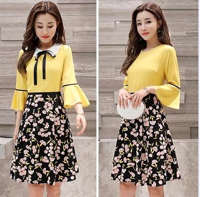 GSS8120 Dress yellow $21.52 52XXXX4372944-LA3LVC313-A