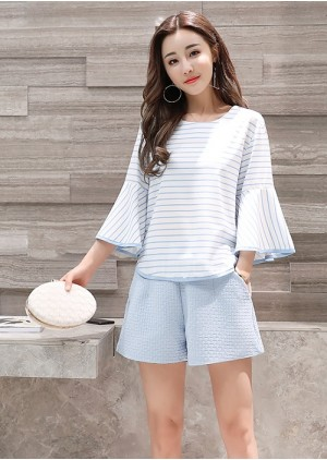 GSS8121X Top+Shorts *
