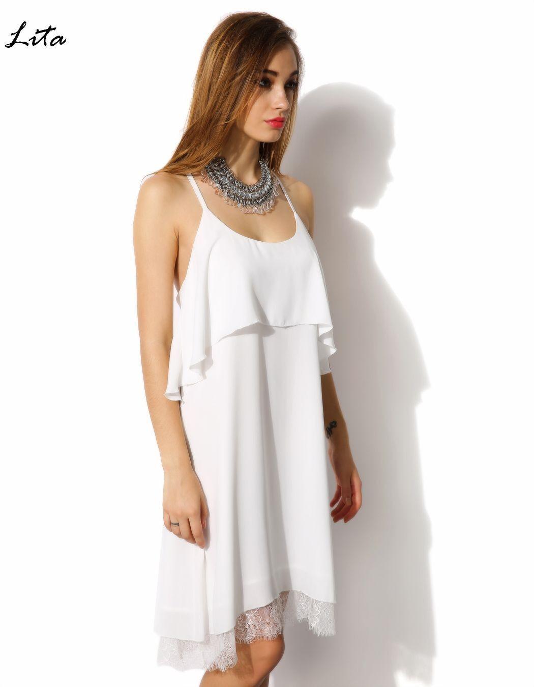 GSS6011 Dress white $16.63 30XXXX4355669-LA7LV718-B