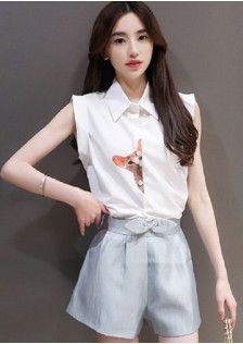 GSS8110X Top+Shorts *