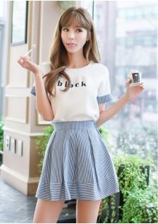 GSS8019X Top+Skirt *
