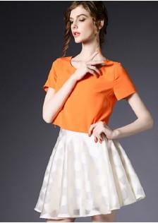 GSSA70X Top+Skirt *