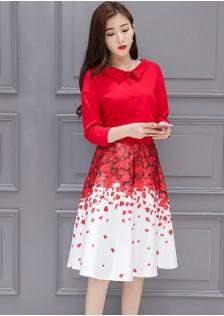 GSS5620X Top+Skirt*