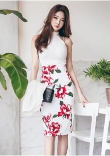 GSS8898X Top+Skirt*