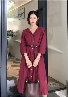 GSS1853 Dress red $21.74 53XXXX6333136-OH6LV608-C