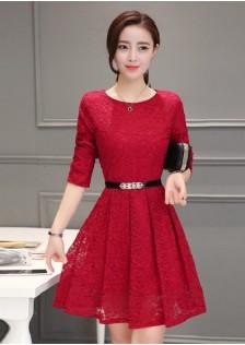 GSS5135 Dress red,pink,yellow,black,navy $21.74 53XXXX6329895-BT2LV218-A2